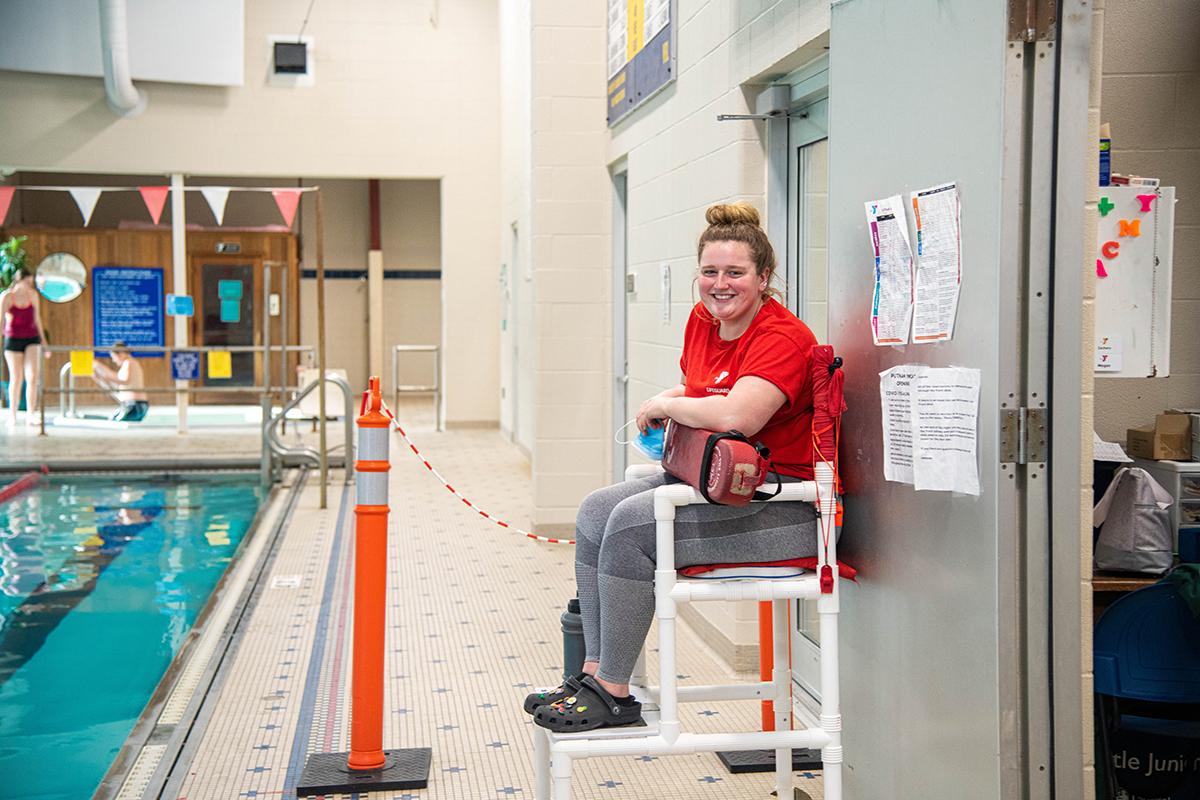 Putnam County YMCA  Lifeguard