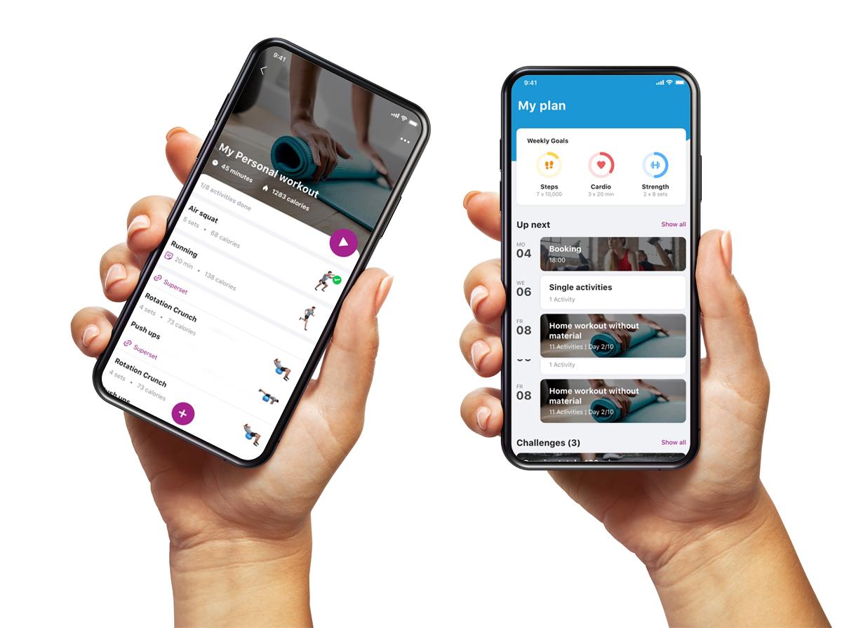 Putnam YMCA App