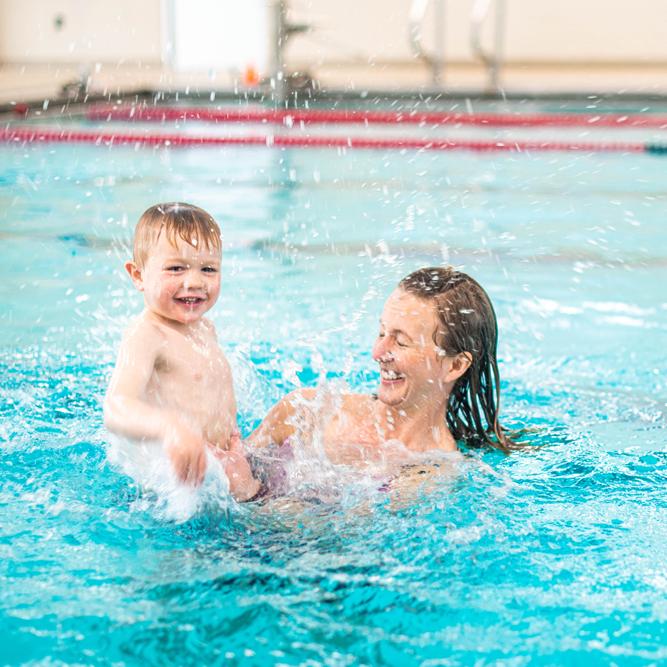 YMCA Aquatics Programs